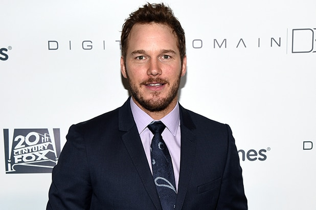 Chris Pratt Named Hasty Pudding Man of the Year