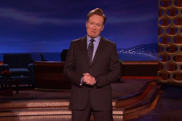 "Conan O'Brien on ""Conan"""