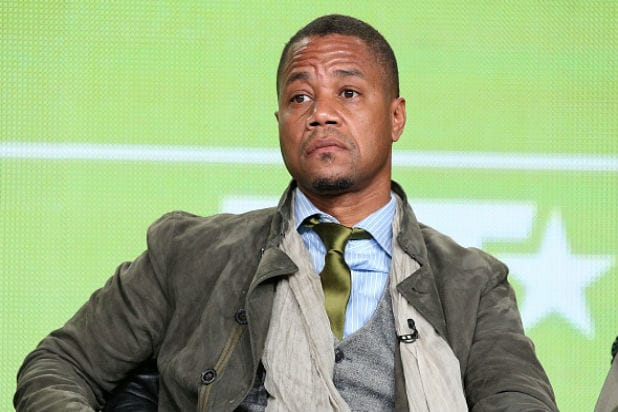 Cuba Gooding Jr Pleads Not Guilty to 4 Counts in Sexual Abuse Case