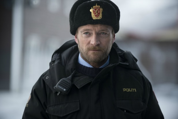 richard dormer fortitude