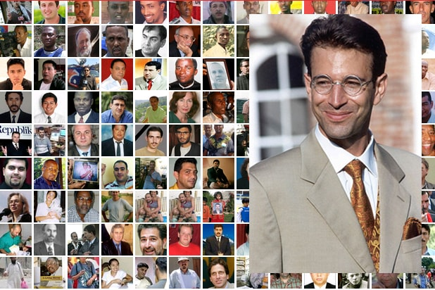 Daniel Pearl and journalists killed since 1992 (cpj.org)
