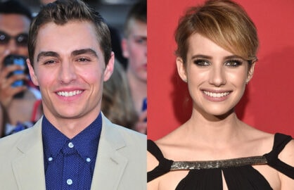 Dave Franco, Emma Roberts to Star in 'Nerve'
