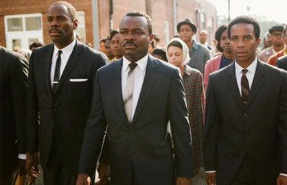 """David Oyelowo in """"Selma"""""""