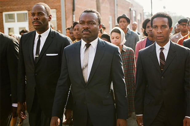 "David Oyelowo in ""Selma"" martin luther king"
