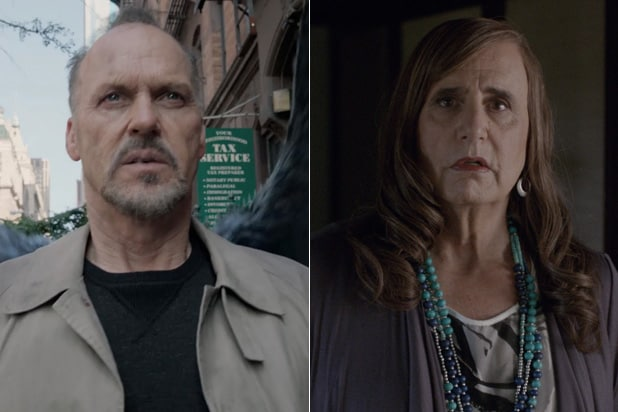 dorian awards galeca birdman transparent