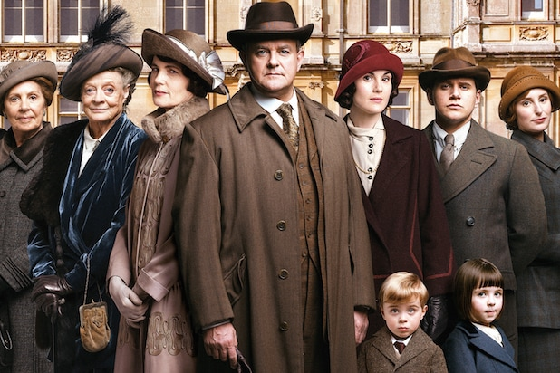 downton abbey season 5 cast