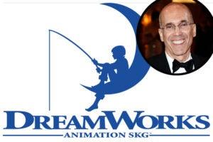 DreamWorks Animation, Jeffrey Katzenberg