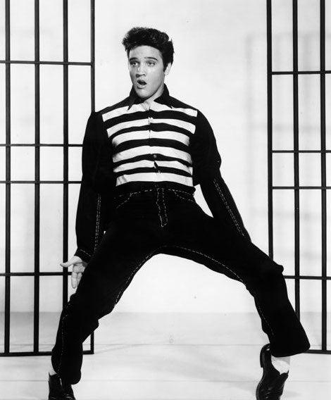 11 Photos of Elvis Presley in His Prime  11 Photos of El...