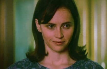"""Felicity Jones, from """"The Theory of Everything."""""""