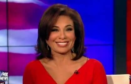 "Jeanine Pirro on ""Justice with Judge Jeanine"""