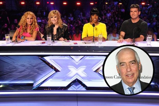 Fox, X Factor, Gary Newman