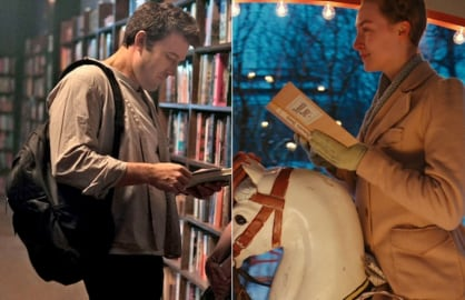 Gone Girl and The Grand Budapest Hotel