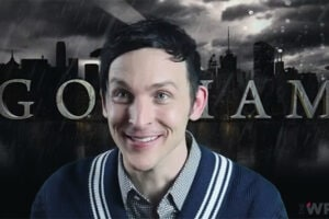 "Robin Lord Taylor of ""Gotham"""