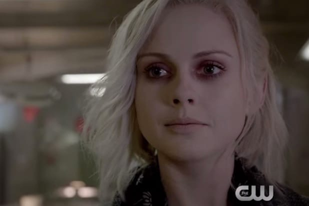Rose McIver Doesn't Look or Act Much Like a Zombie in ...