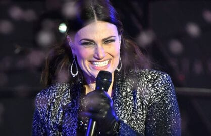 Idina Menzel on NYE