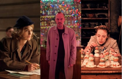 The Imitation Game, Birdman and The Grand Budapest Hotel