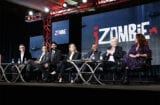iZombie panel, The CW, TCA 2015, Rose McIver, Rob Thomas