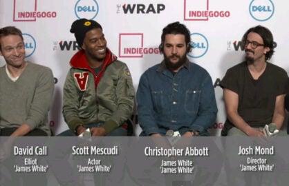 Sundance 2015 'James White' cast