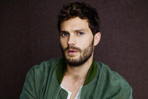 Jamie Dornan appears in the Feb. 2015 issue of Elle UK (Jeff Hahn)