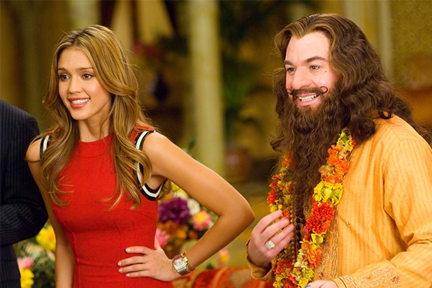 Jessica Alba, Mike Myers, The Love Guru
