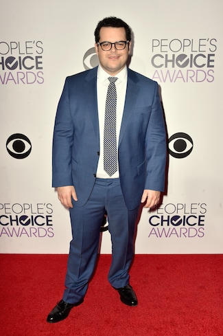 josh gad The 41st Annual People's Choice Awards - Red Carpet