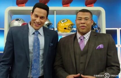 """Key & Peele"" NFL Championship weekend predictions"