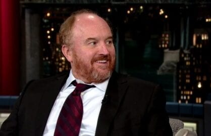 "Louis C.K. on ""Late Show with David Letterman"""