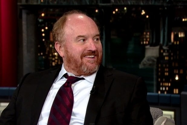 """Louis C.K. on """"Late Show with David Letterman"""""""