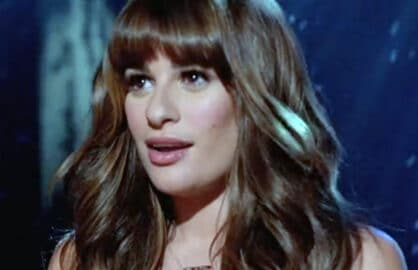 "Lea Michele sings ""Let It Go"" on Fox's Glee"