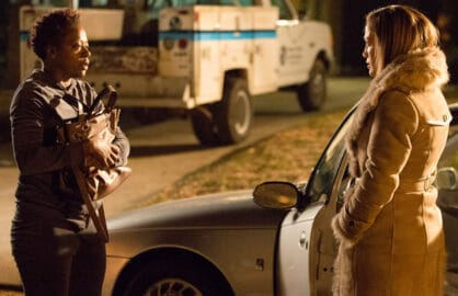Viola Davis, Jennifer Lopez in 'Lila & Eve'