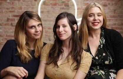 "Emily Goldwyn, Sasha Spielberg, Rylee Ebsen ""Literally Can't Even"""