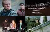 David Benioff, Sophie Turner, D.B. Weiss attend Game of Thrones on IMAX even 1/29/15