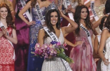Miss Colombia Paulina Vega wins 2015 Miss Universe pageant