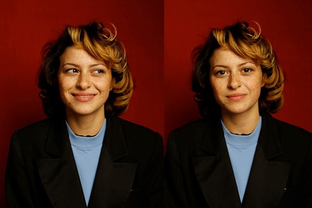 """Nasty Baby"" star Alia Shawkat, photographed by Patrick Fraser at TheWrap's Kia photobooth during the 2015 Sundance Film Festival in Park City, Utah on Jan. 23, 2015."