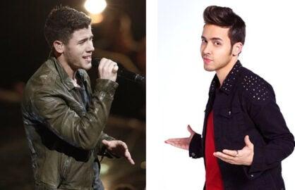 Nick Jonas, Prince Royce