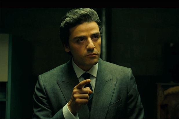 Oscar Isaac in A Most Violent Year