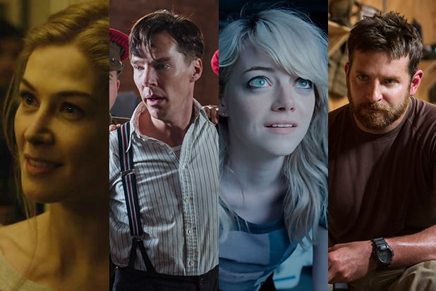 Oscars 2015: Full Nominations List