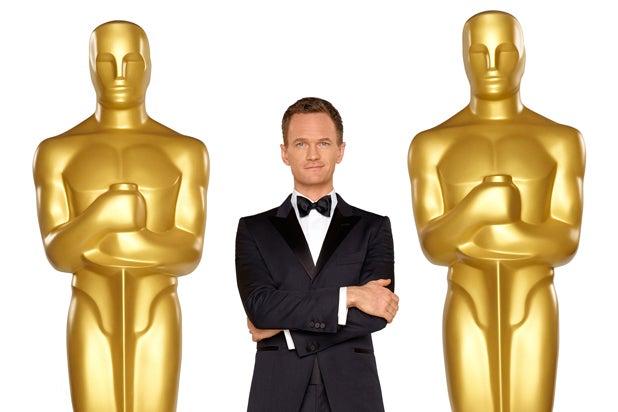 Neil Patrick Harris hosts the 87th Oscars (AMPAS)
