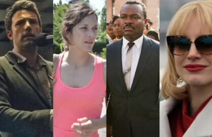 Oscars Snubs and Surprises 2015