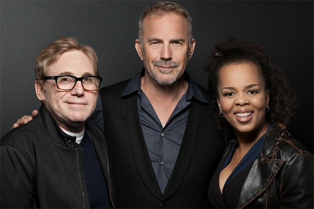 kevin costner, Mike Binder paula newsome