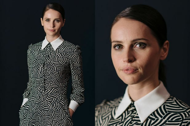 Felicity Jones the imitation game
