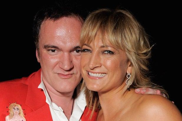 Quentin Tarantino con Stacey Sher che è stata ingaggiato da Activision per dirigere il proprio studio cinematografico.