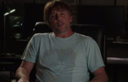 "Richard Linklater discusses ""Boyhood"""