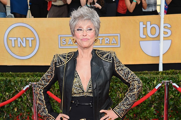 Rita Moreno, Jane the Virgin