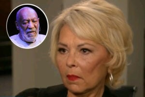 Roseanne Barr talks Bill Cosby to Access Hollywood