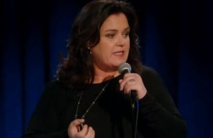 'Rosie O'Donnell: A Heartfelt Stand Up'