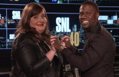 "Kevin Hart hosts ""Saturday Night Live"""
