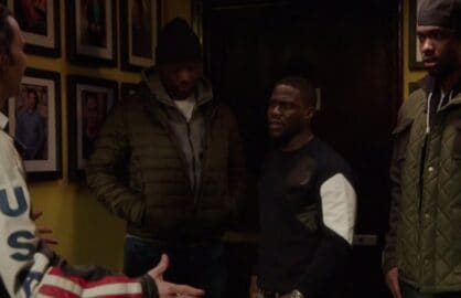 "Kevin Hart in cut ""Saturday Night Live"" skit"
