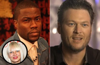 Sia joins Kevin Hart, while Blake Shelton goes solo on SNL in Jan 2014