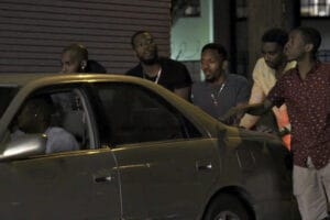 Six Guys One Car